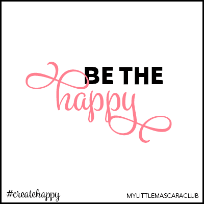 Be the happy