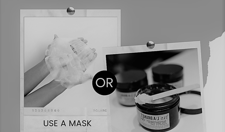 Would You Rather: Mask Or Scrub