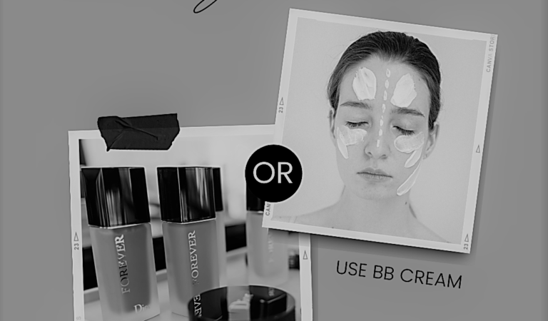 Would You Rather: Foundation or BB Cream